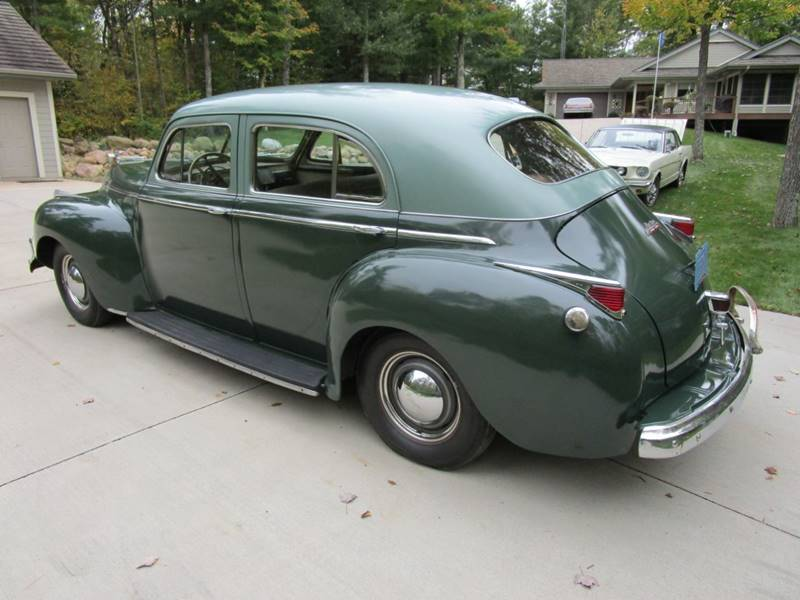 1941 Dodge Luxury Liner 7