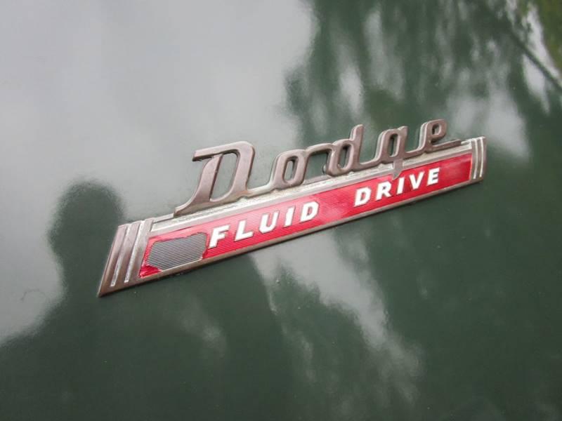 1941 Dodge Luxury Liner 11