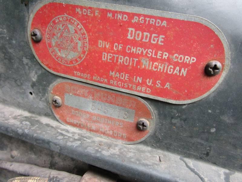 1941 Dodge Luxury Liner 16