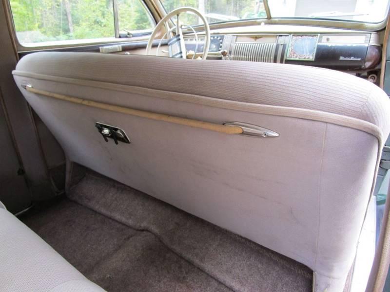 1941 Dodge Luxury Liner 55