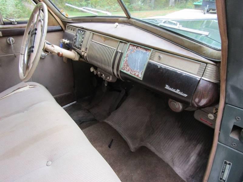 1941 Dodge Luxury Liner 61