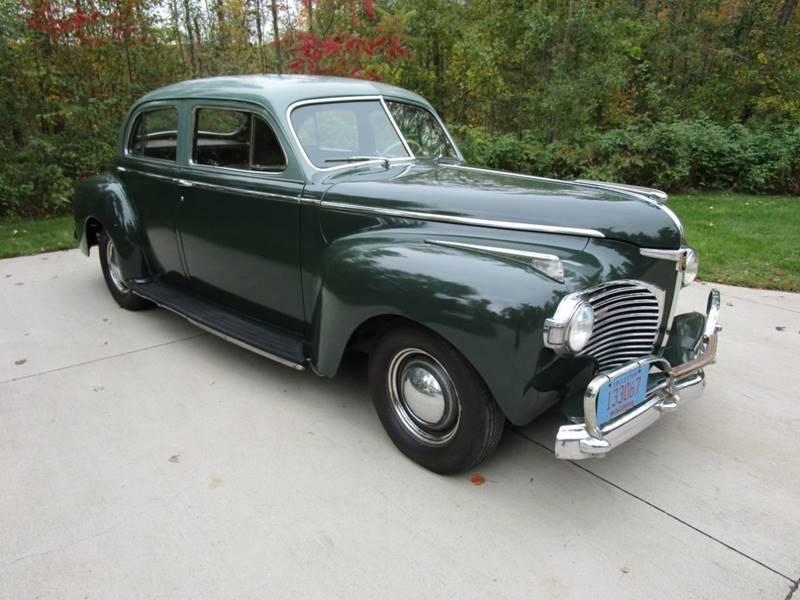 1941 Dodge Luxury Liner 74