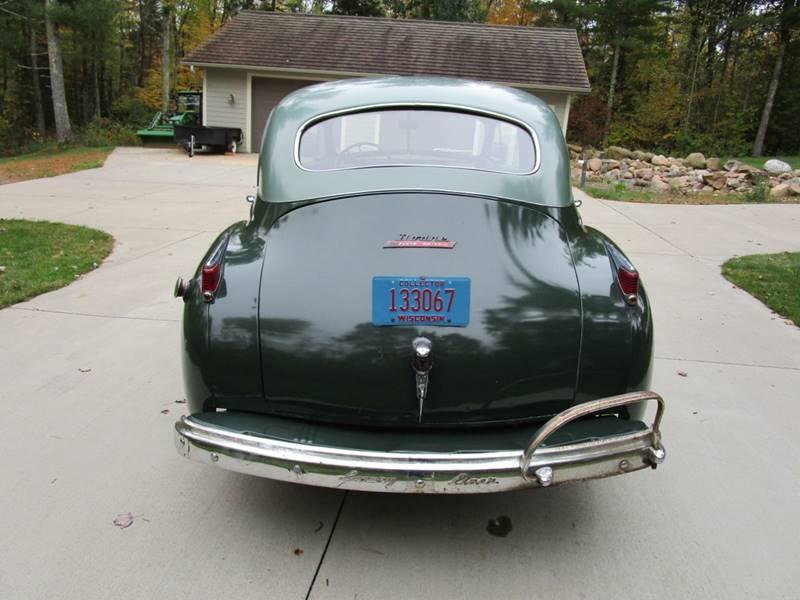 1941 Dodge Luxury Liner 75