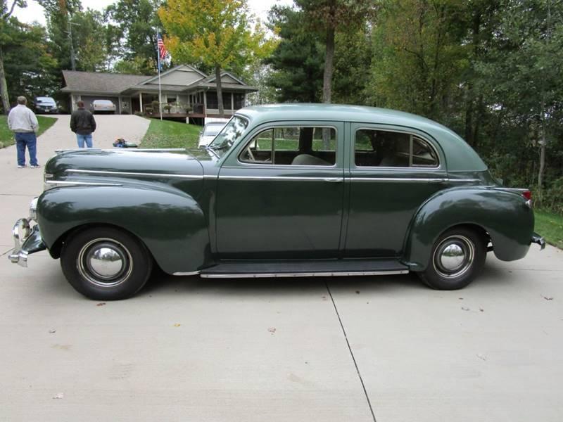 1941 Dodge Luxury Liner 76