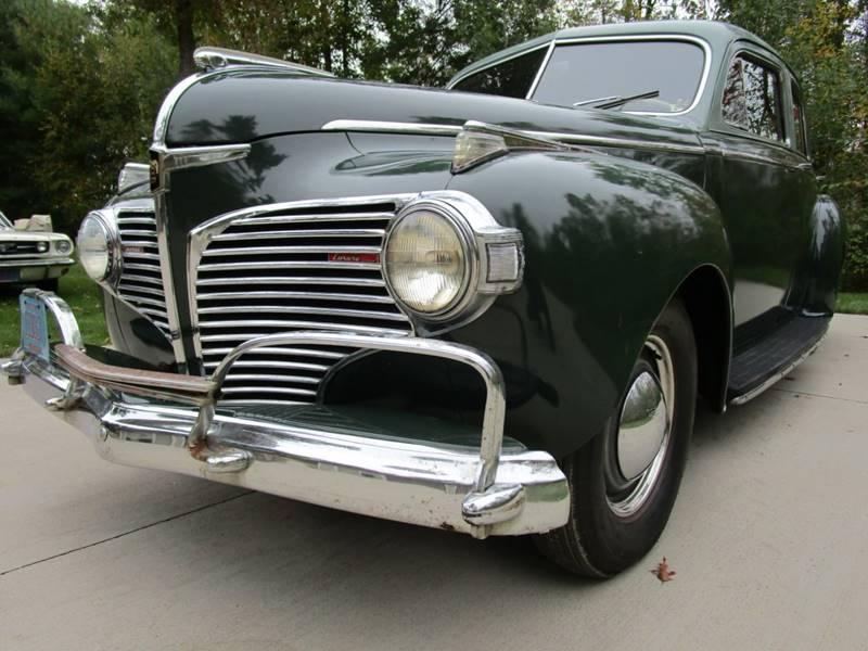 1941 Dodge Luxury Liner 77