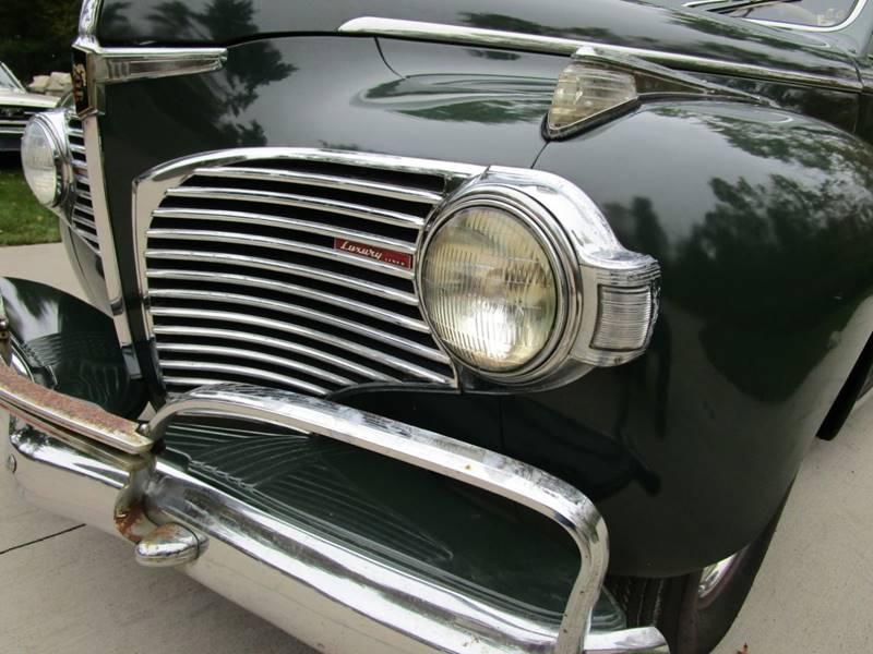 1941 Dodge Luxury Liner 78