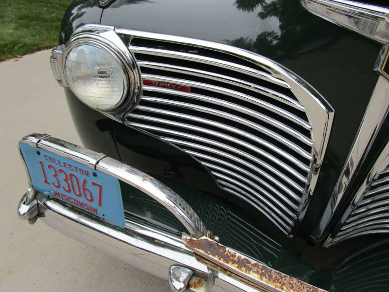 1941 Dodge Luxury Liner 81