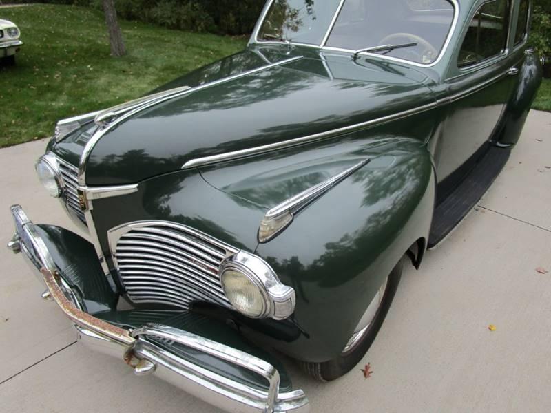 1941 Dodge Luxury Liner 83