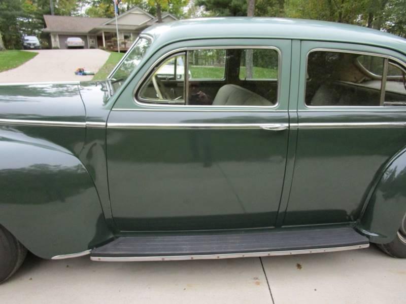 1941 Dodge Luxury Liner 86