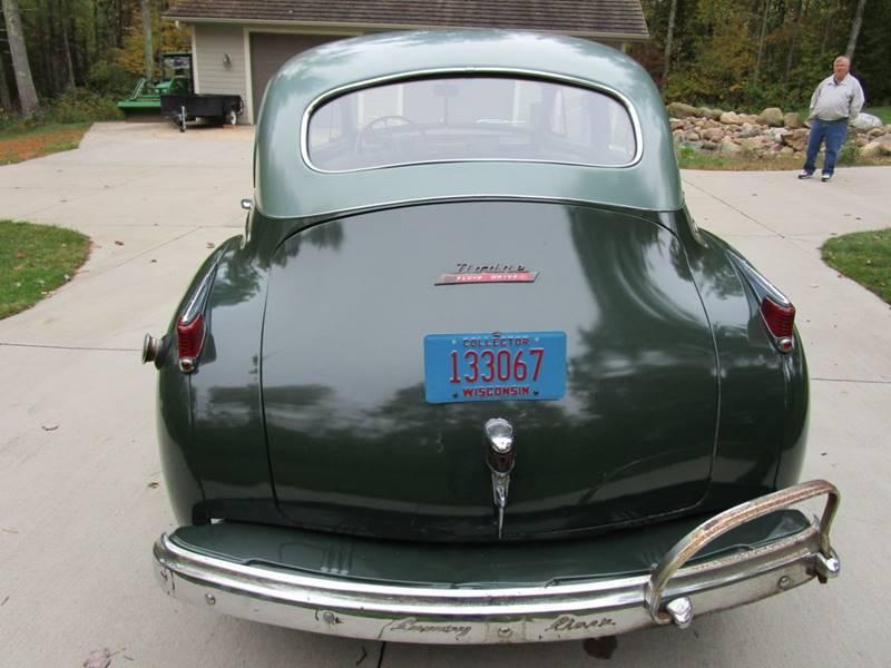 1941 Dodge Luxury Liner 89
