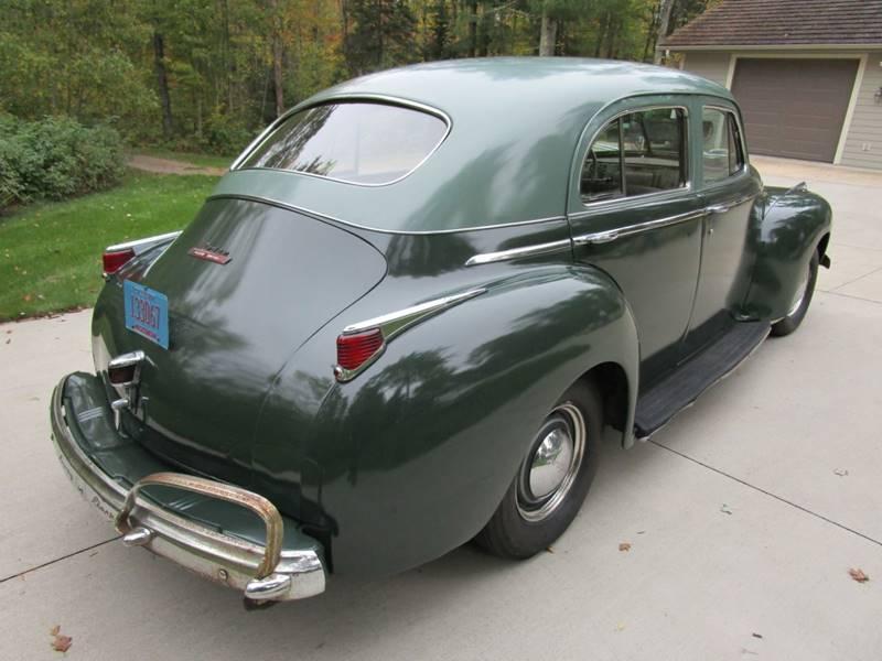 1941 Dodge Luxury Liner 90