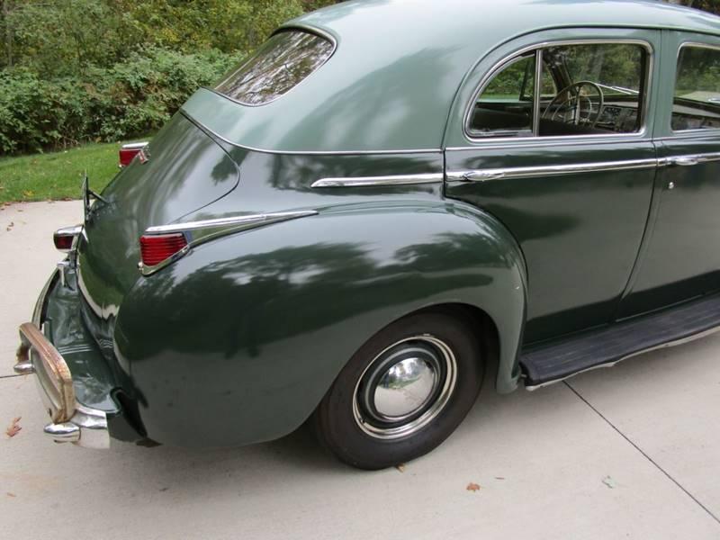 1941 Dodge Luxury Liner 91