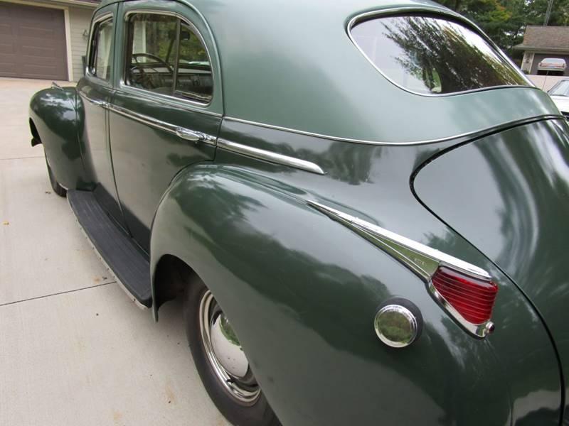 1941 Dodge Luxury Liner 96
