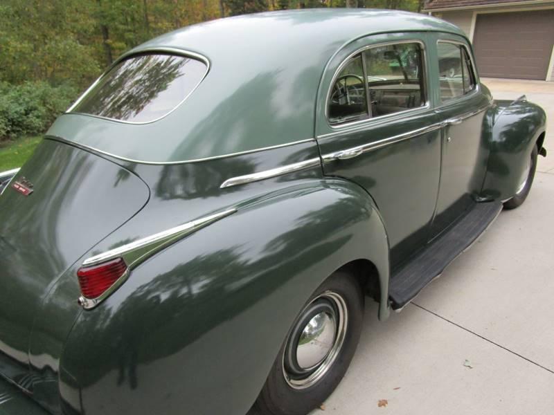 1941 Dodge Luxury Liner 97