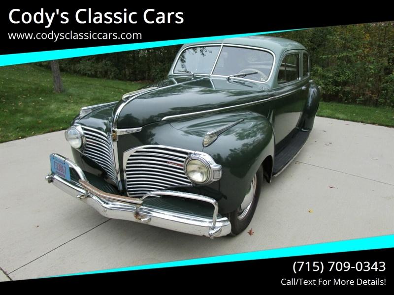 1941 Dodge Luxury Liner 2