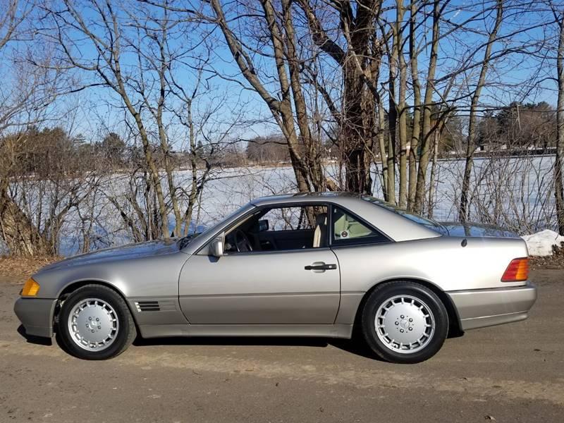 1992 Mercedes-Benz 500-Class 6