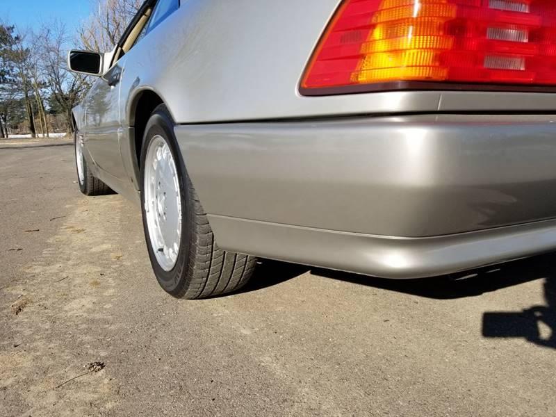 1992 Mercedes-Benz 500-Class 22