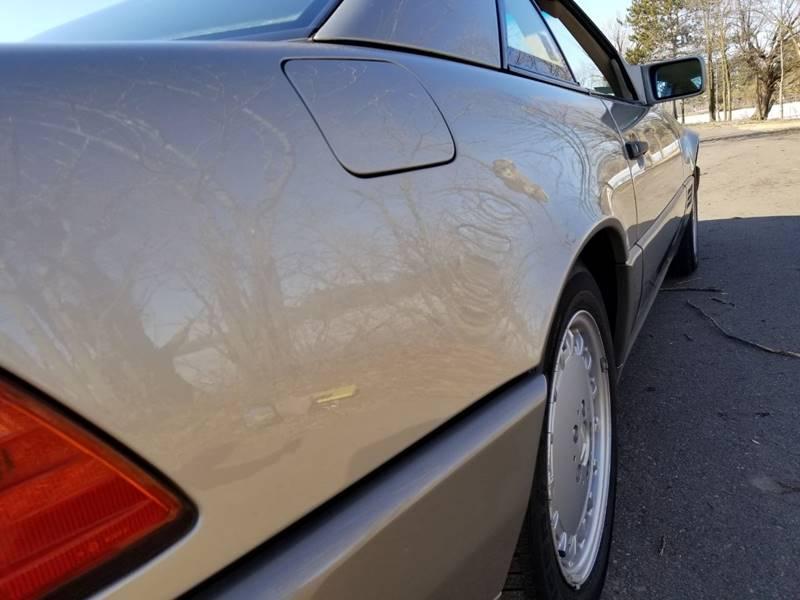 1992 Mercedes-Benz 500-Class 29