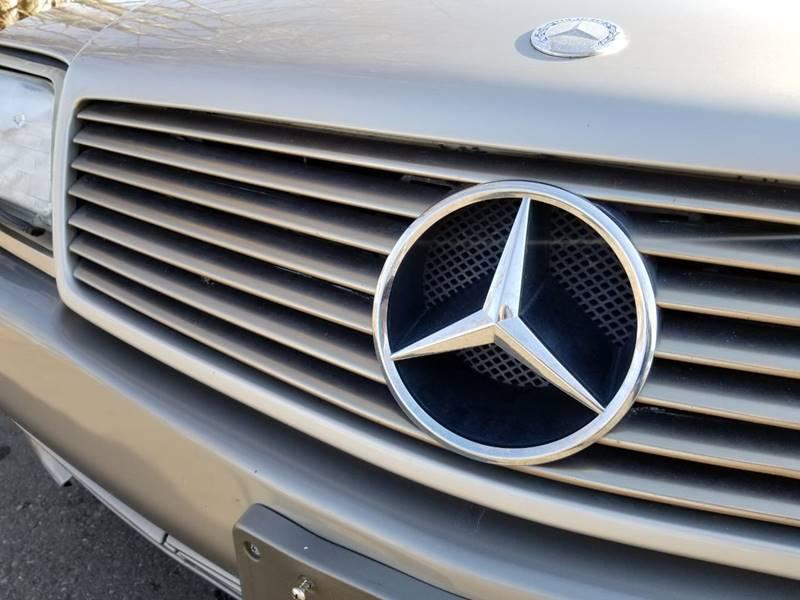 1992 Mercedes-Benz 500-Class 40