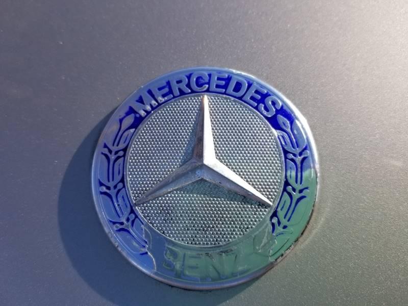 1992 Mercedes-Benz 500-Class 42