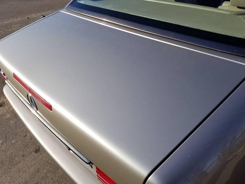 1992 Mercedes-Benz 500-Class 56