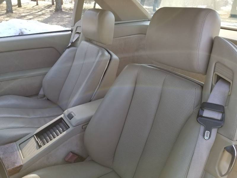 1992 Mercedes-Benz 500-Class 75