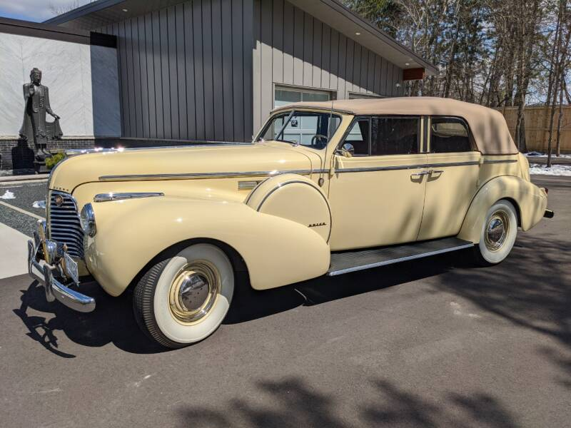 1940 Buick Limited 2