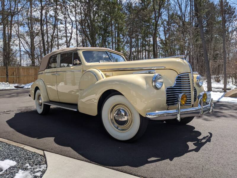 1940 Buick Limited 4