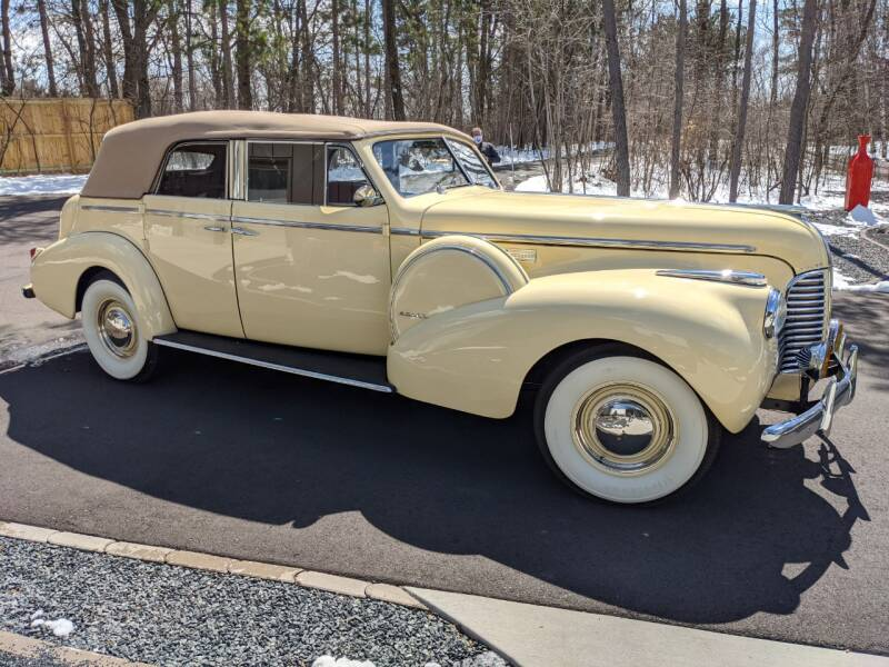 1940 Buick Limited 5