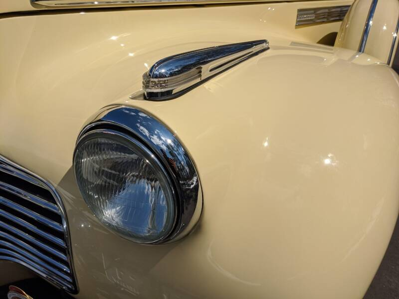 1940 Buick Limited 13