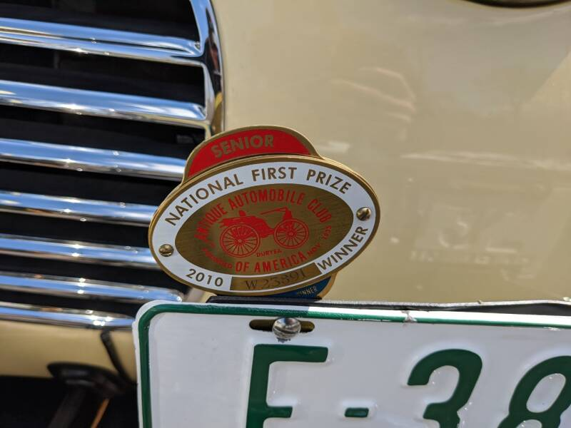 1940 Buick Limited 21
