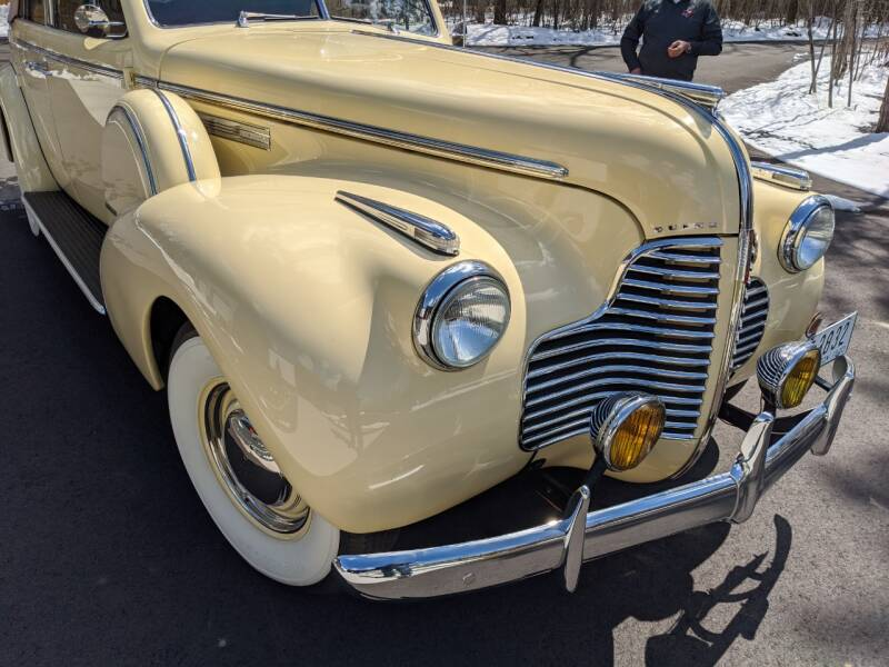 1940 Buick Limited 64