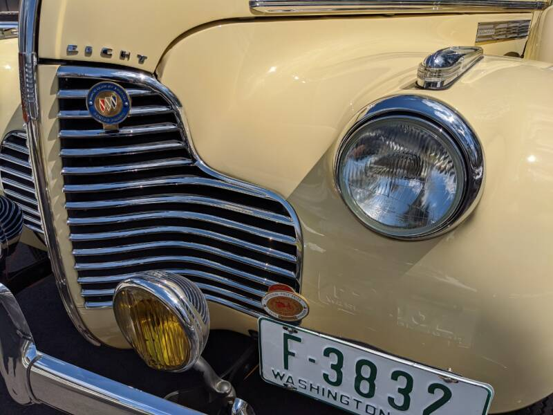 1940 Buick Limited 67
