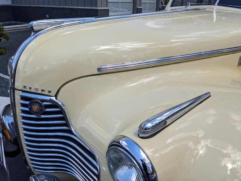 1940 Buick Limited 96