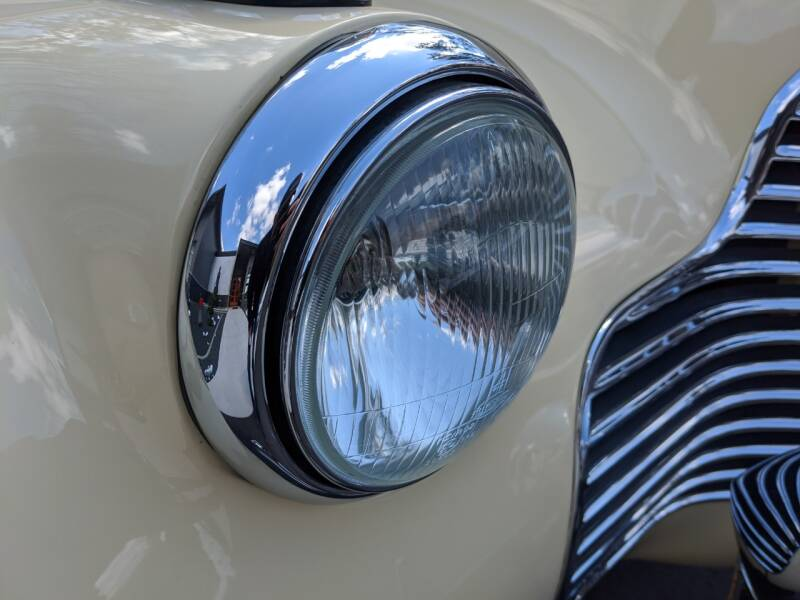 1940 Buick Limited 98