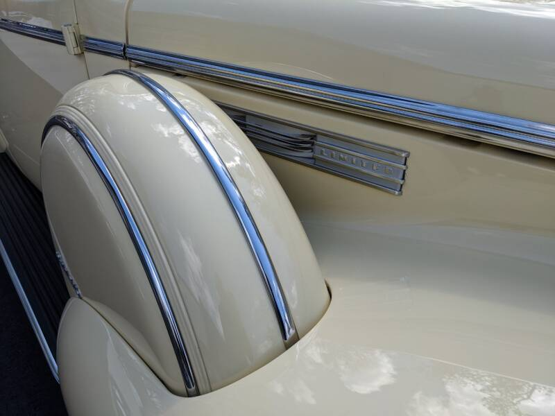 1940 Buick Limited 100
