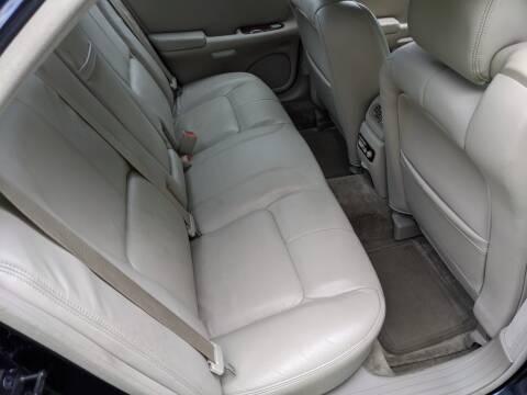 2002 Cadillac Seville