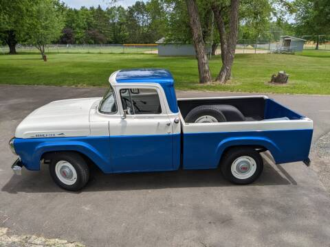 1958 Ford F-100
