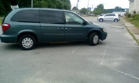 2007 Chrysler Town and Country for sale in Chesapeake VA