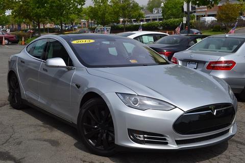 2013 Tesla Model S for sale in Falls Church, VA