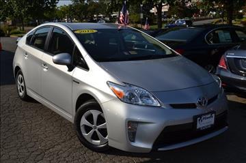 2015 Toyota Prius for sale in Falls Church, VA
