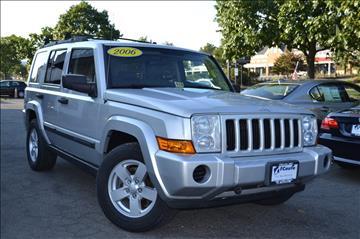 2006 Jeep Commander for sale in Falls Church, VA