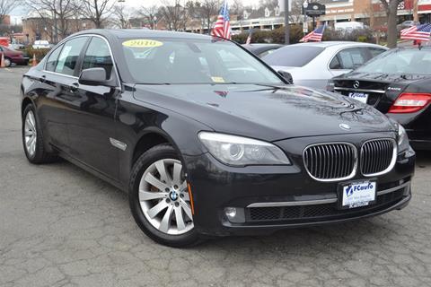 2010 BMW 7 Series for sale in Falls Church, VA