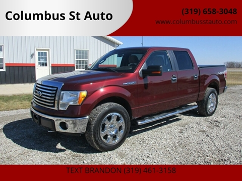 2010 Ford F-150 for sale in Crawfordsville, IA