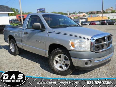 2007 Dodge Ram Pickup 1500 for sale in Cookeville, TN