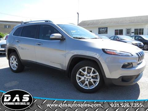 2014 Jeep Cherokee for sale in Cookeville, TN