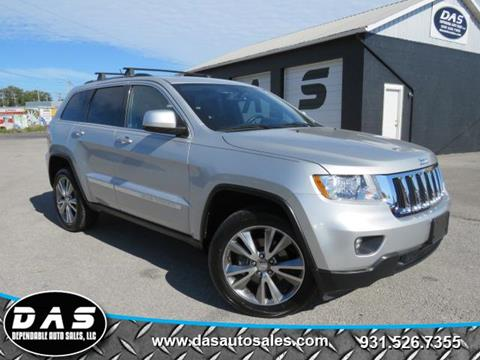 2013 Jeep Grand Cherokee for sale in Cookeville, TN
