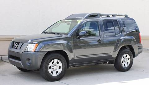 2007 Nissan Xterra for sale in Sarasota, FL
