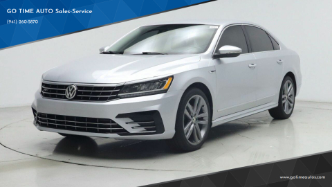 2017 Volkswagen Passat for sale at GO TIME AUTO   Sales-Service in Sarasota FL