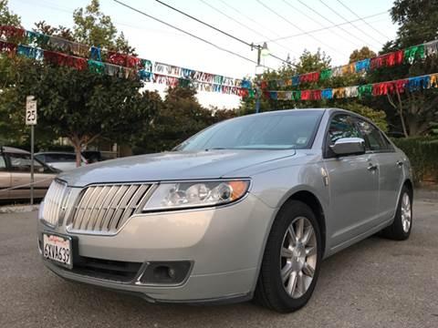 2010 Lincoln MKZ for sale in San Jose, CA